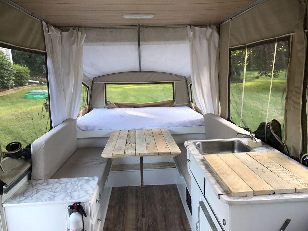 13 Amazing DIY Camper Remodel