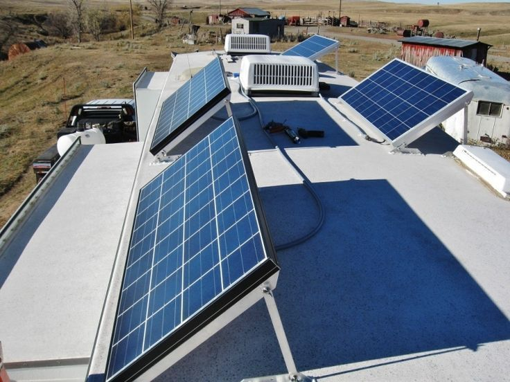 Basics of Solar Power For RV