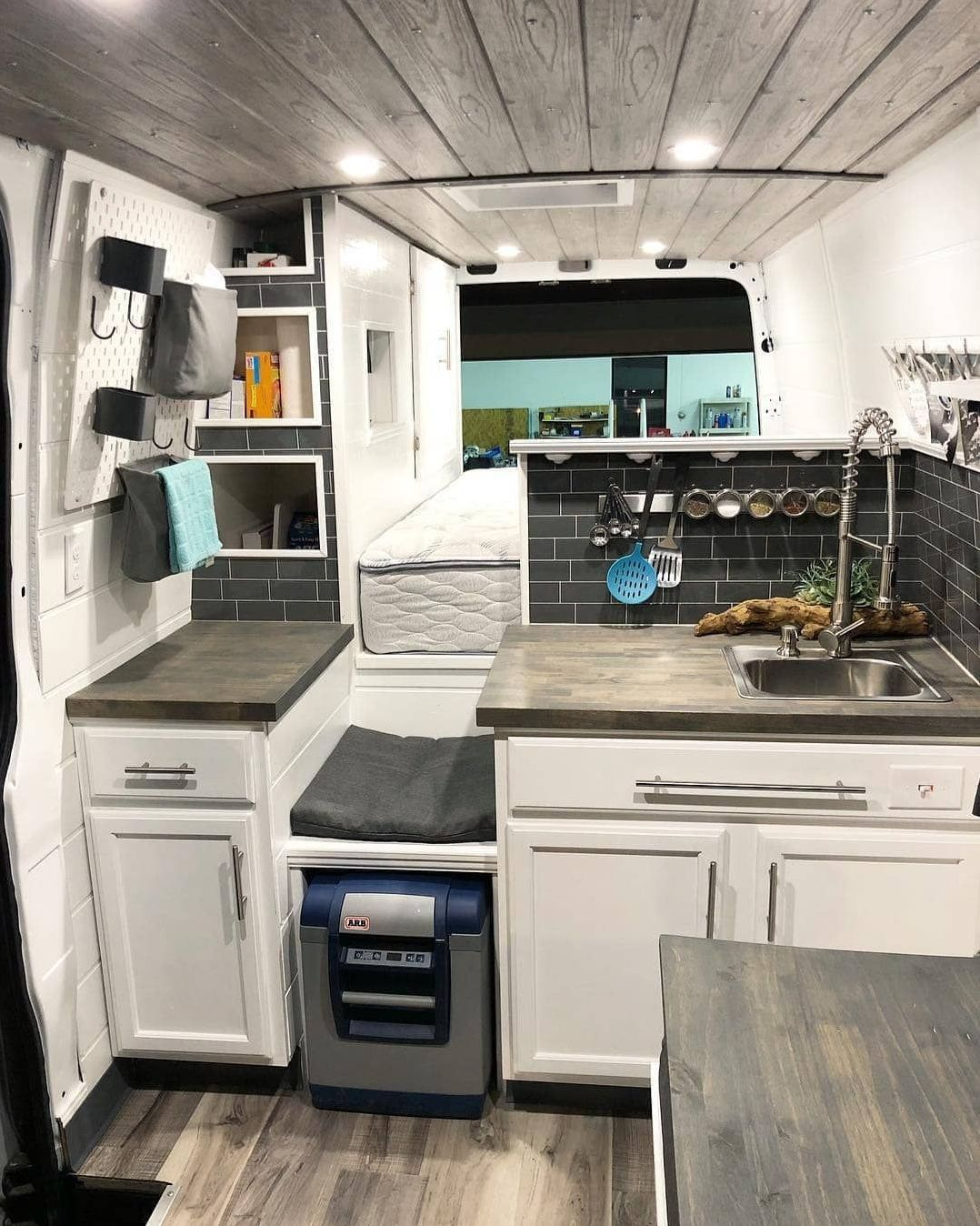 15 Custom Sprinter Van Conversion