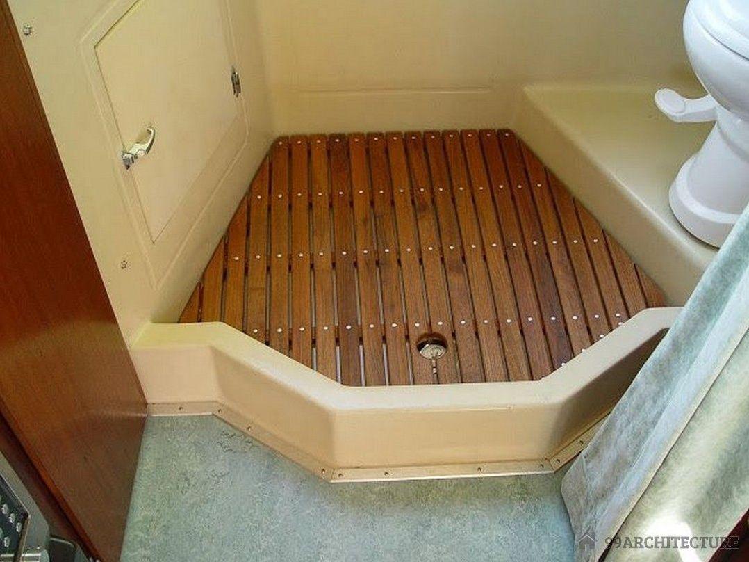 19 Wonderful RV Bathroom Remodel