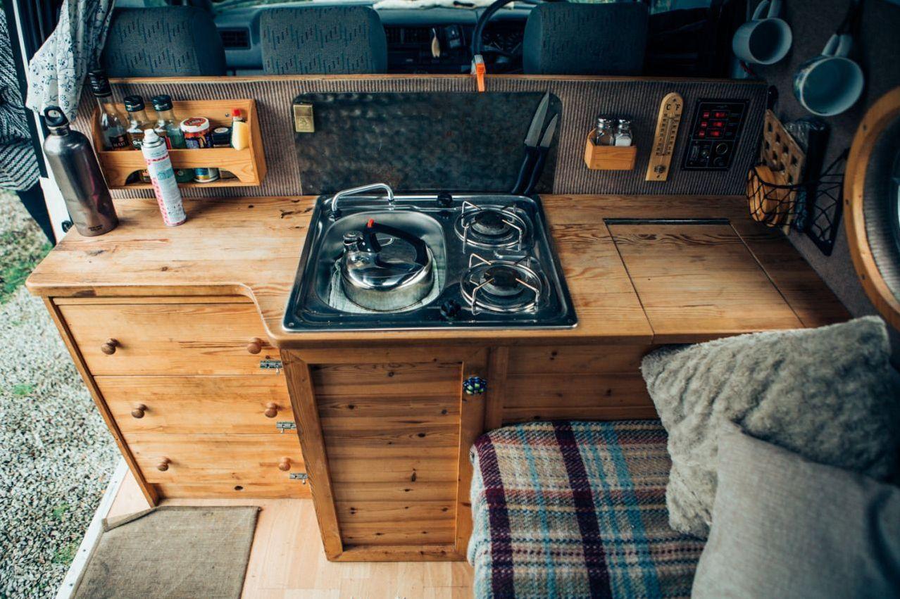 19 Ram Promaster Camper Vans
