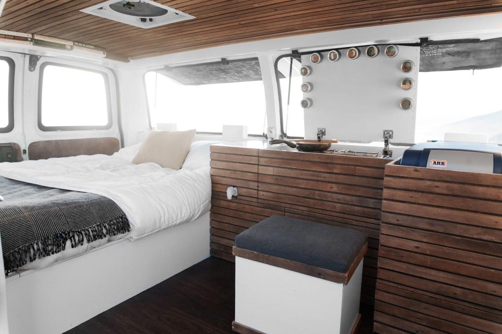 18 Simple Affordable Camper Van Conversion