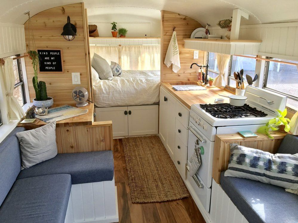 15 Best Bus Conversion Ideas