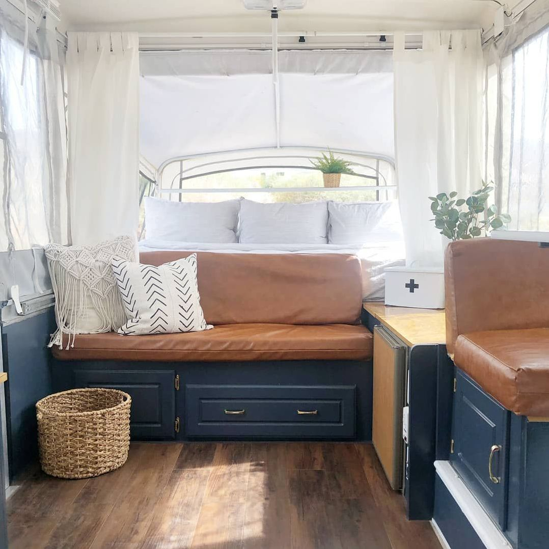 12 Camper Makeovers that will Amaze You