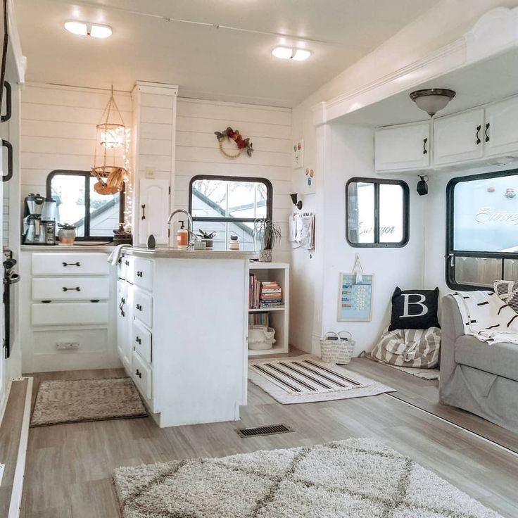 10 Creative Camper Remodel Ideas