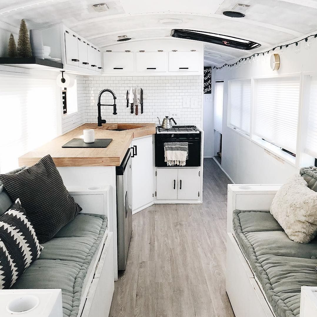 12 Quick & Easy RV Renovation Ideas