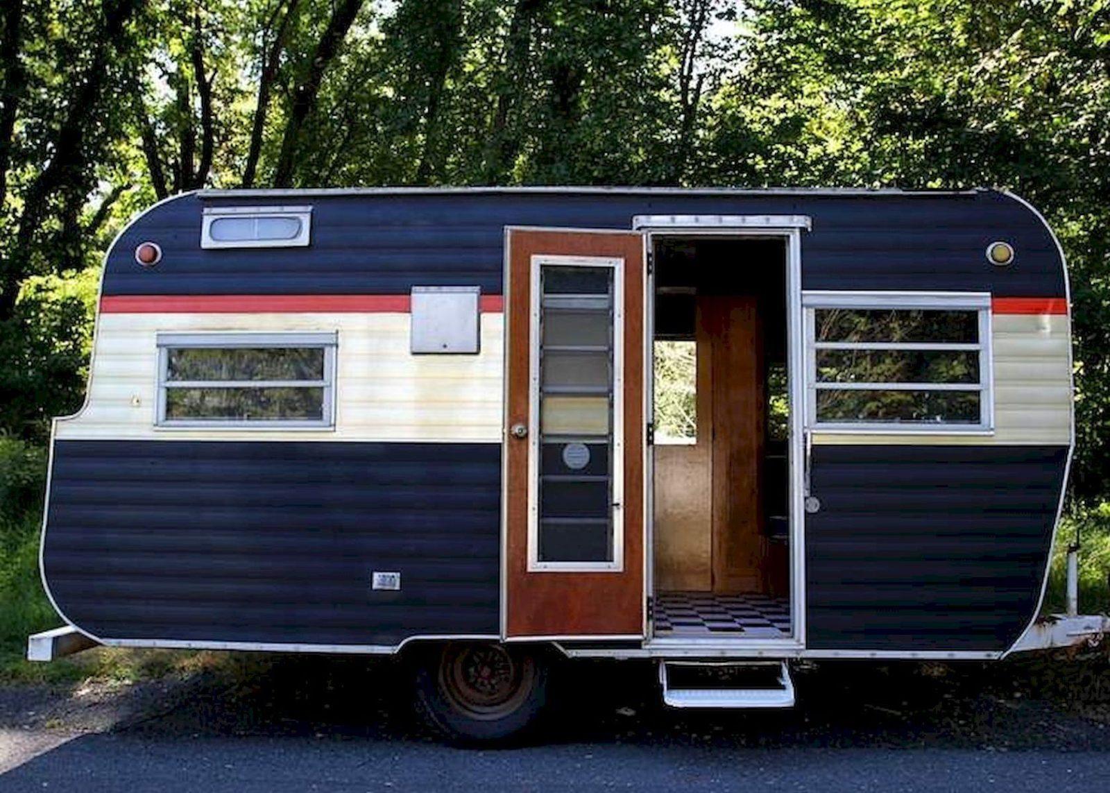 14 Best Vintage Camper Van Remodels