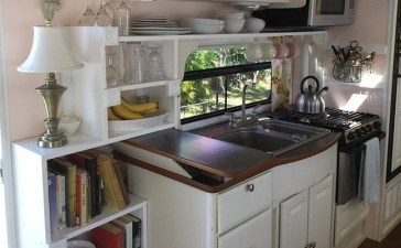 Types Of RV Kitchen