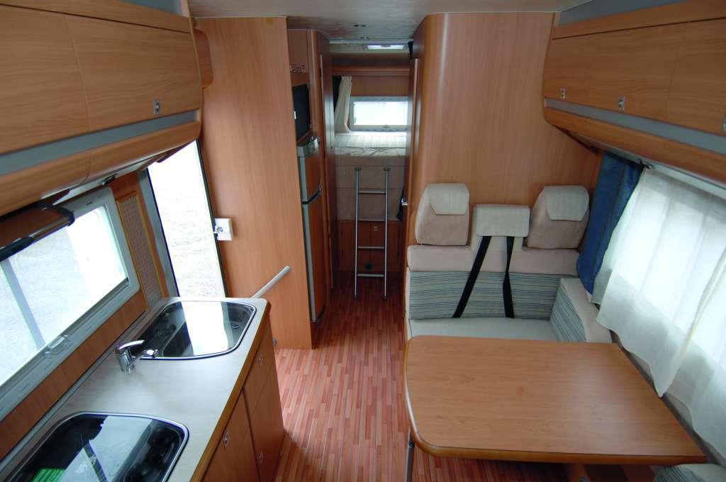Mobilvetta Top Driver S73  Camper usati  Camper Life