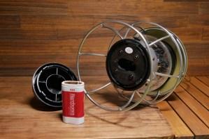 ベアボーンズ レイルロードランタンLED リチウムイオンバッテリー