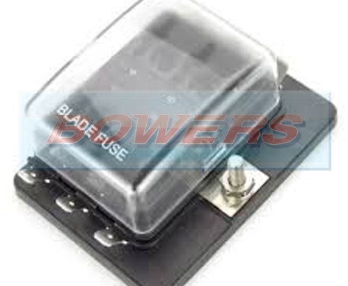 LED fuse box.
