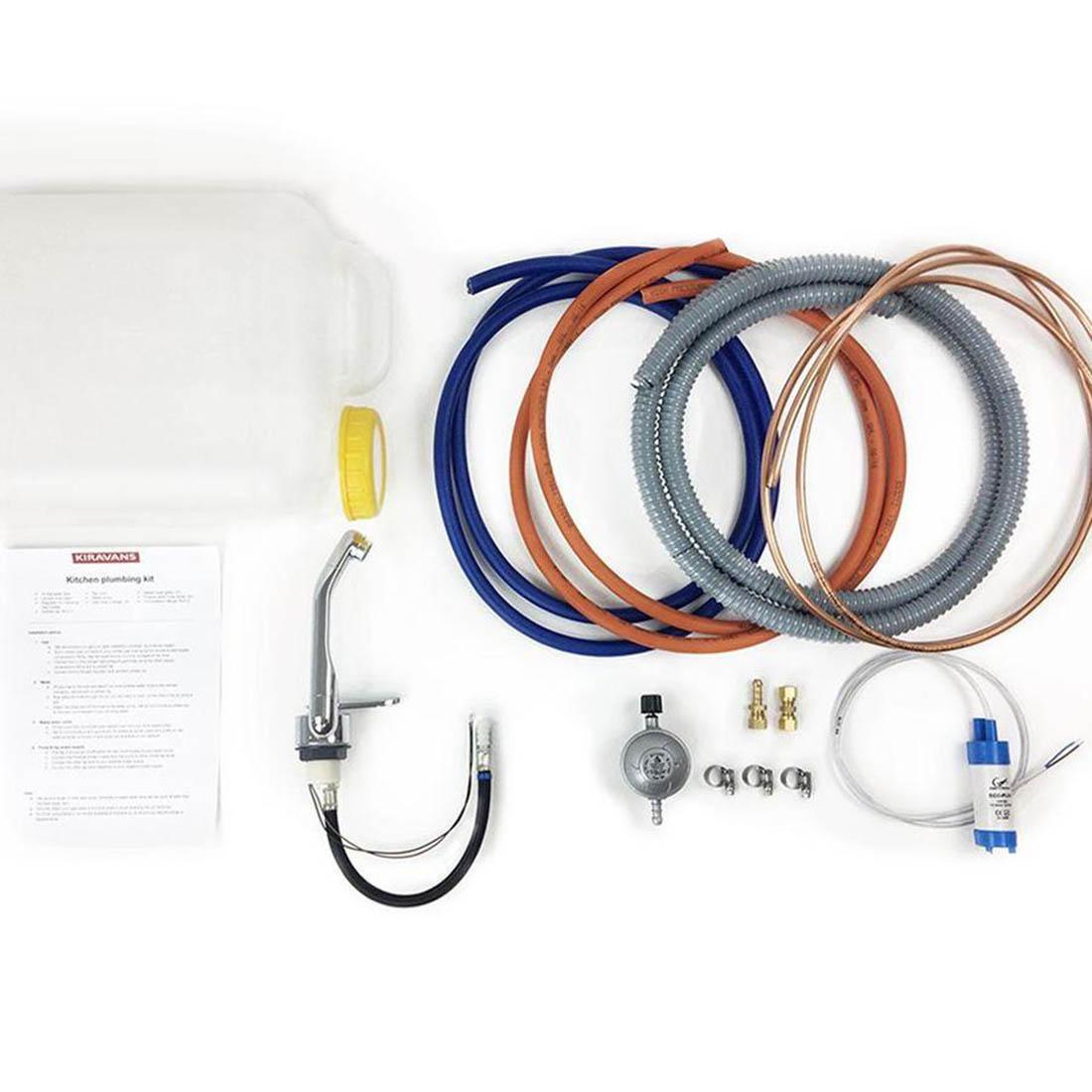 camper conversion sink accessory kit.