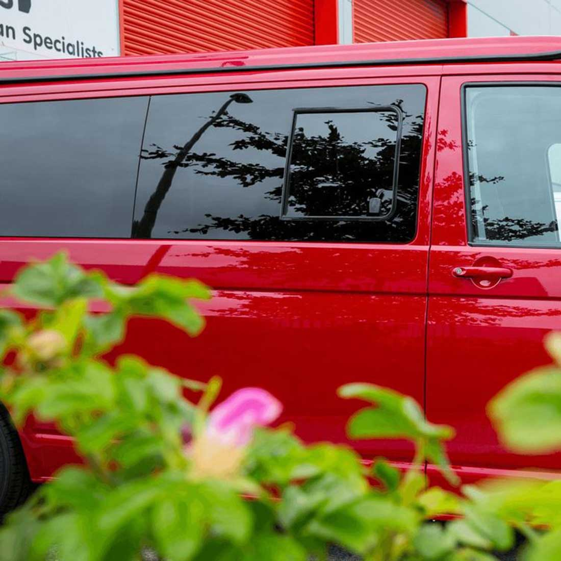 VW T5 & T6 privacy glass.