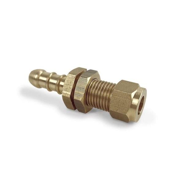 gas bulkhead nozzle.