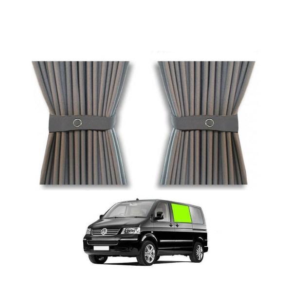 VW T5 & T6 curtain kit left centre.