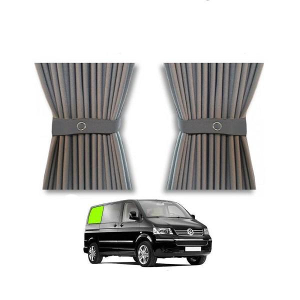 VW T5 & T6 curtain kit rear right.