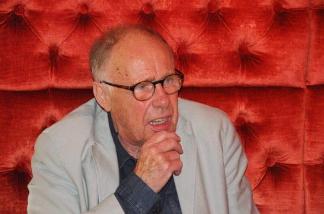 Schrijver Willem van der Veen
