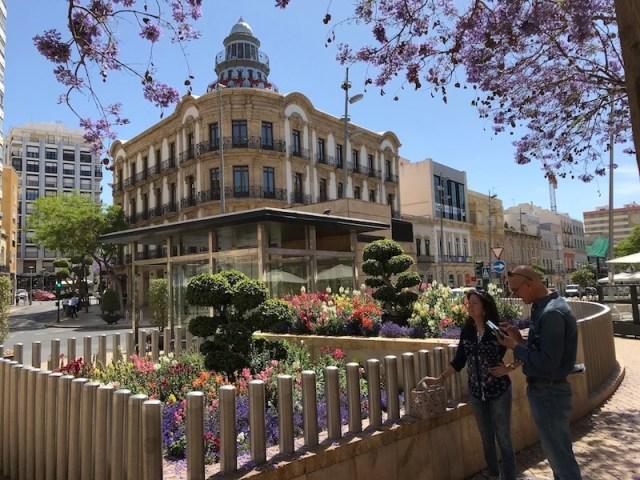 Nr. 12. Casa de las Mariposas, oftewel Het huis van de vlinders. Het is een van de mooie herenhuizen in de binnenstad.