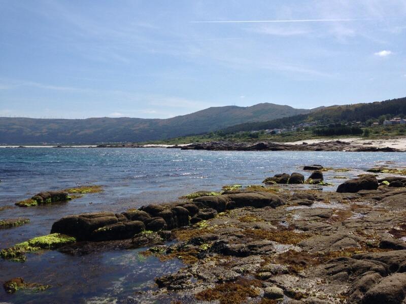 Voor dit soort uitzichten komen de camperaars naar Galicië.