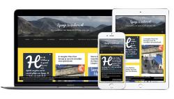 De nieuwe website voor al onze e-reisgidsen: Spanjeisanders.nl