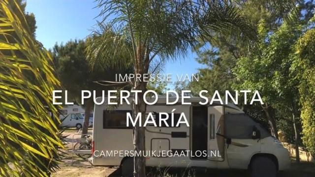 Een filmpje over El Puerto de Santa María (YouTube 2,16 min.).
