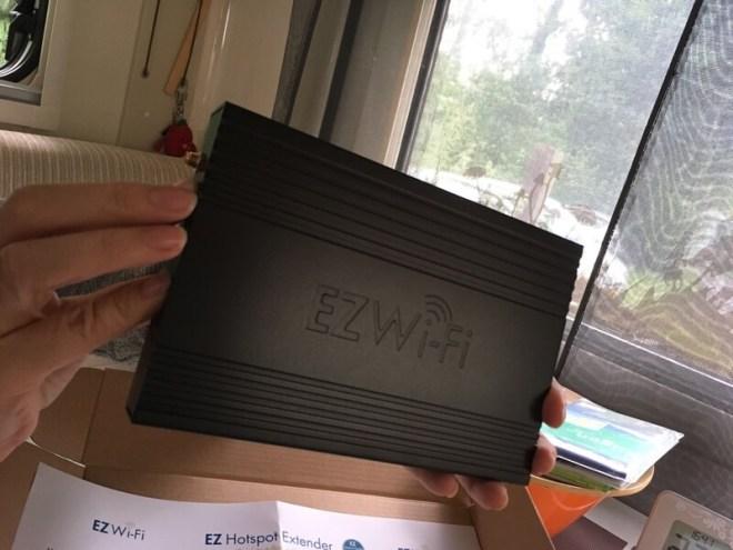 Het wifi-kastje