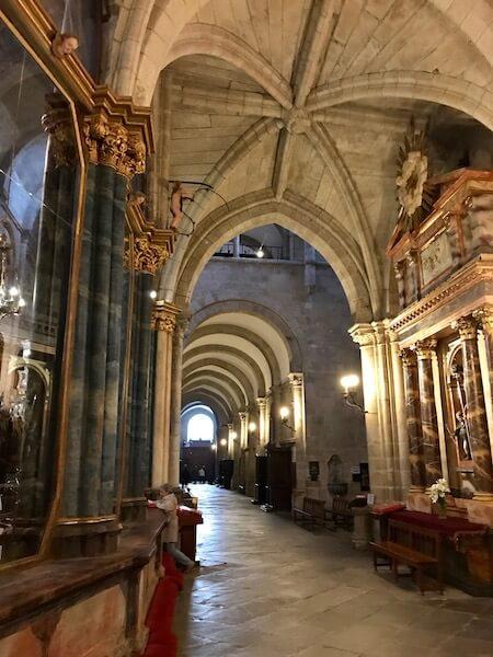 De kathedraal.