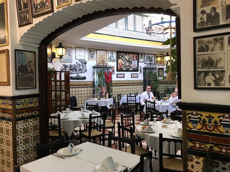 Hier begon de carrière van Camarón. In het restaurant Venta de Vargas kun je nog altijd eten.