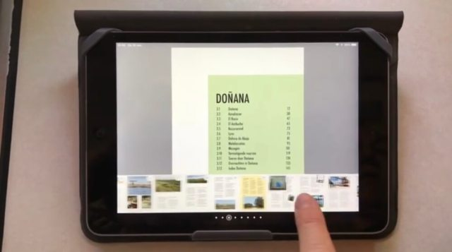 Virtuele rondleiding van reisgids Costa de la Luz Noord (YouTube 3,16 min.).