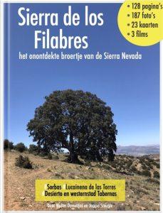Voorbeeldpagina's uit onze nieuwe e-reisgids Sierra de los Filabres