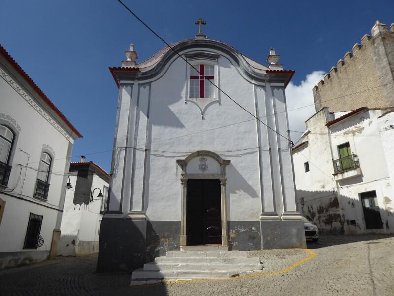 Igreja do Salvador.