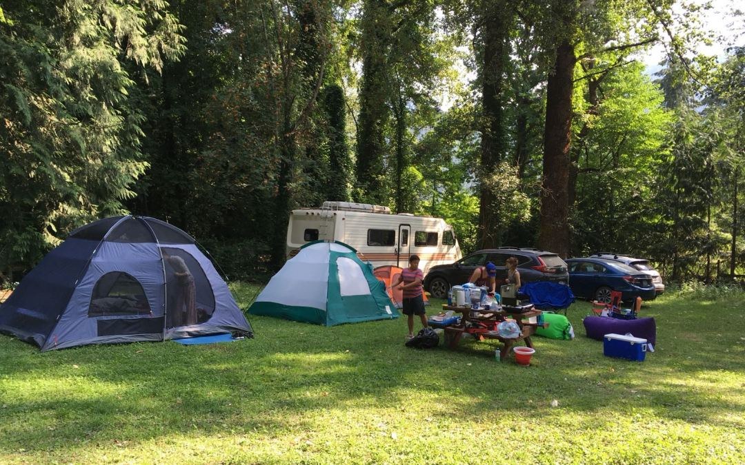 Safety First: A Guide for Safe Camping