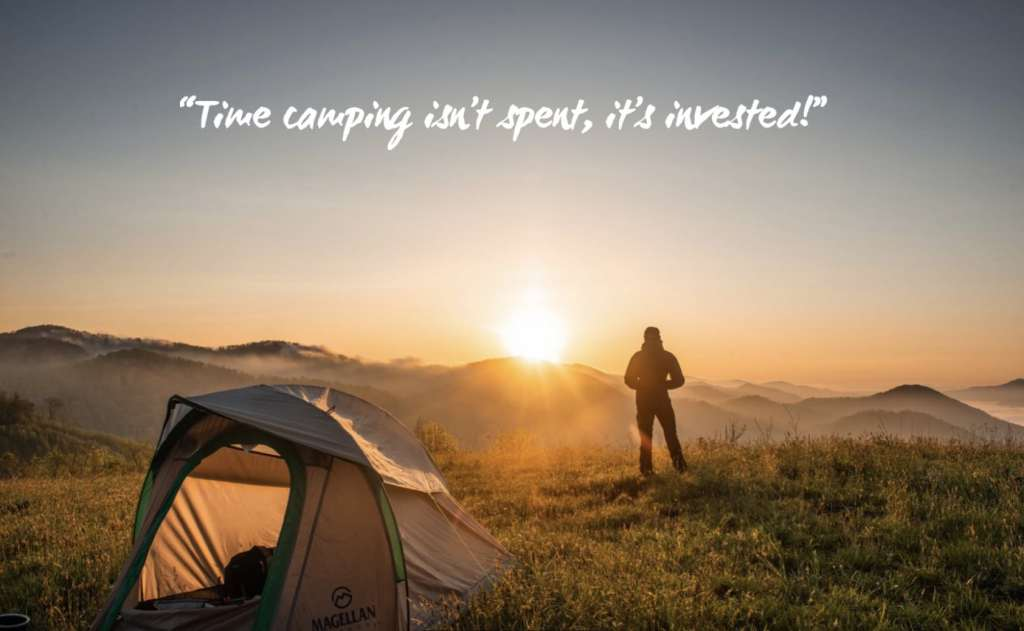 Camping campertunity health outdoors booking campsite canada