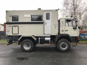 MAN Leostur4x4 allrad Truck Fernreisemobil Solar, Elektro Votronic, Jupiter umbau.