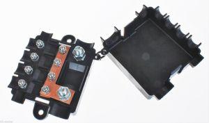 Hochstrom Sicherungshalter 4x Midi 1xMega