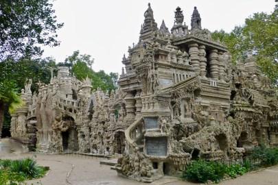 Postman's Palace, France