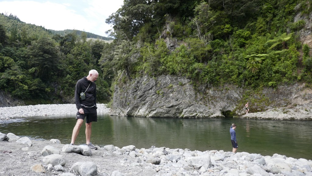 Gorge Walking New Zealand