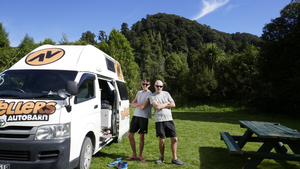 Race to Retirement Worklife to Vanlife