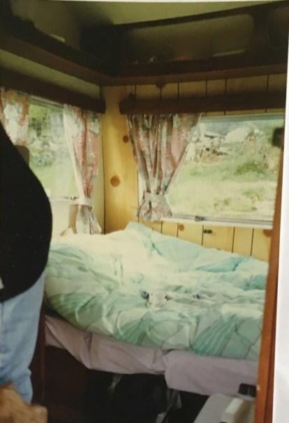 Our 1st van 1988