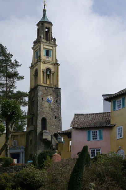 Portmeirion Italian Village