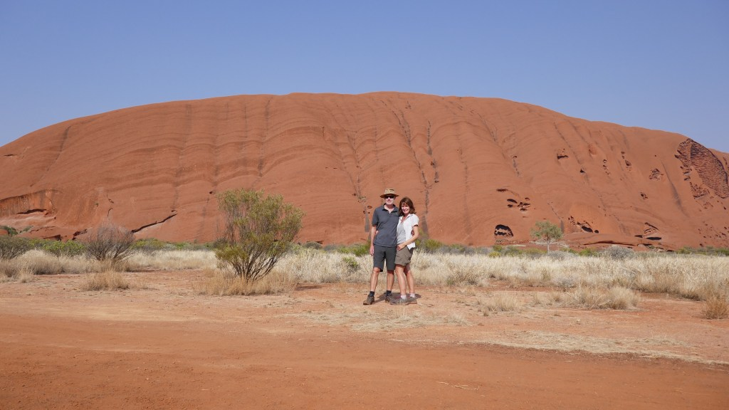 Uluru vanlife 4x4 blog