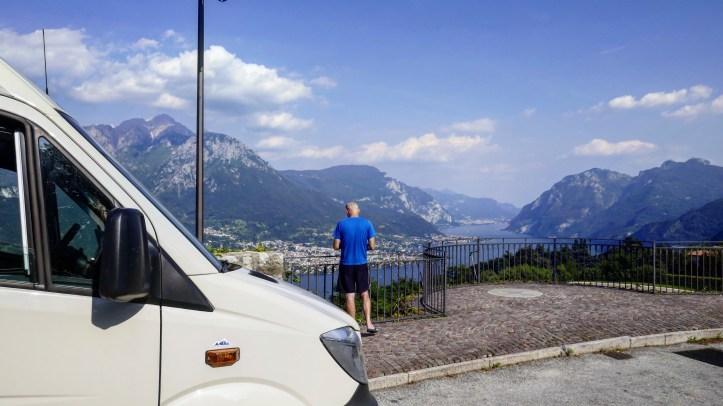 Vanlife Europe Travel