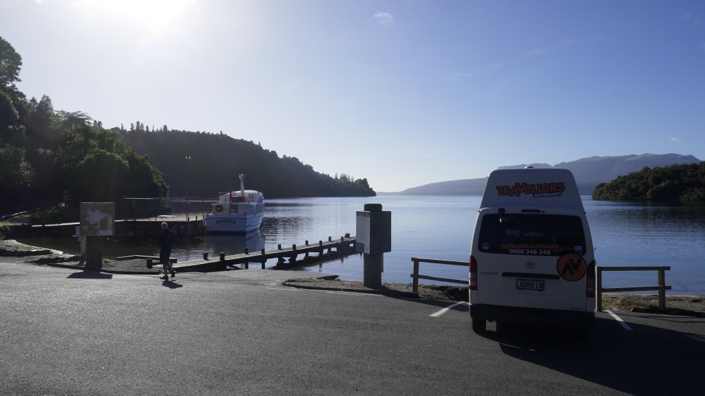 Travellers Autobarn Camper Rental New Zealand