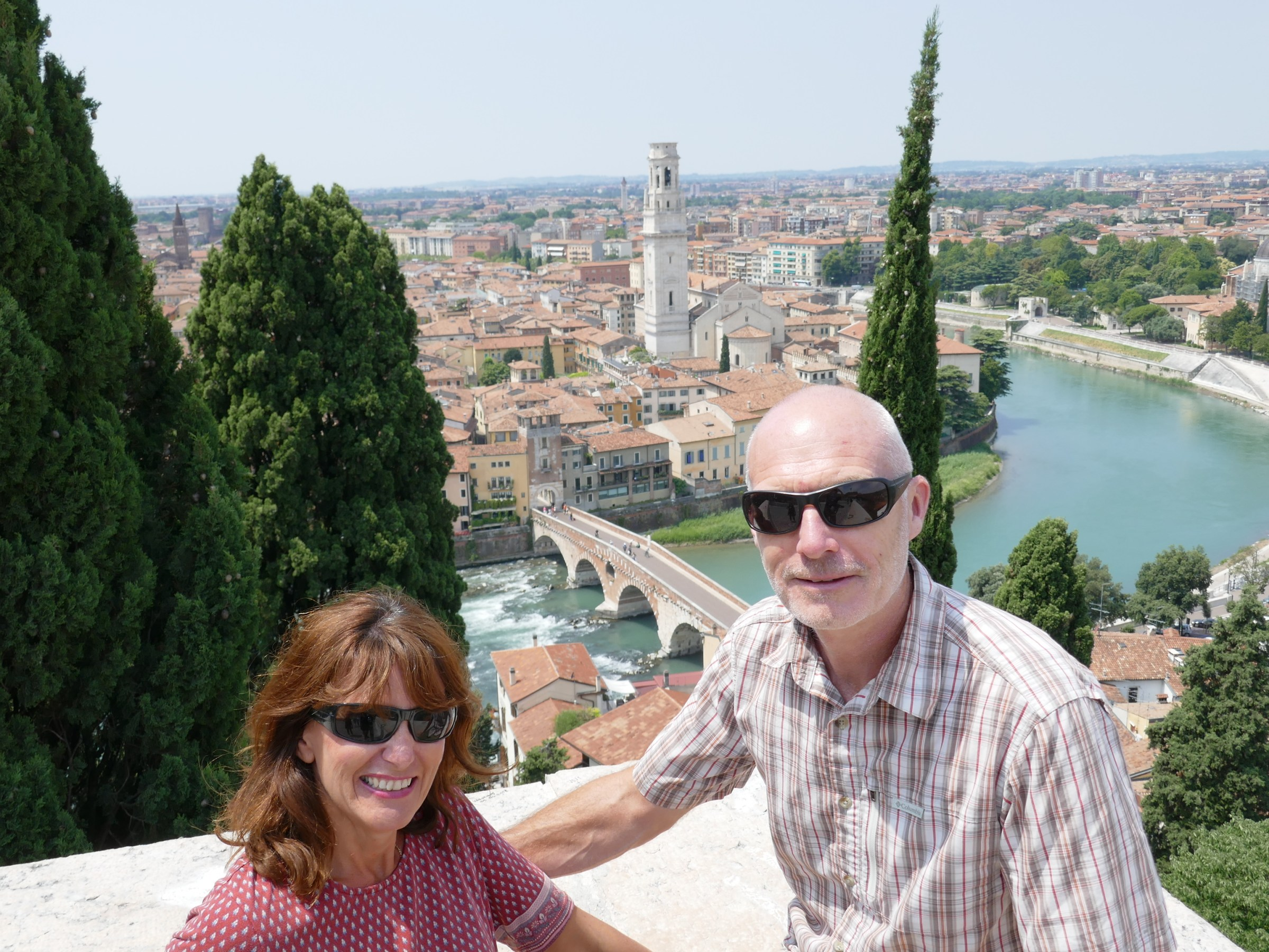 Verona by campervan