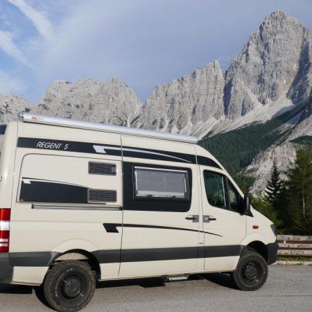 Panel Van Conversion Sprinter 4x4