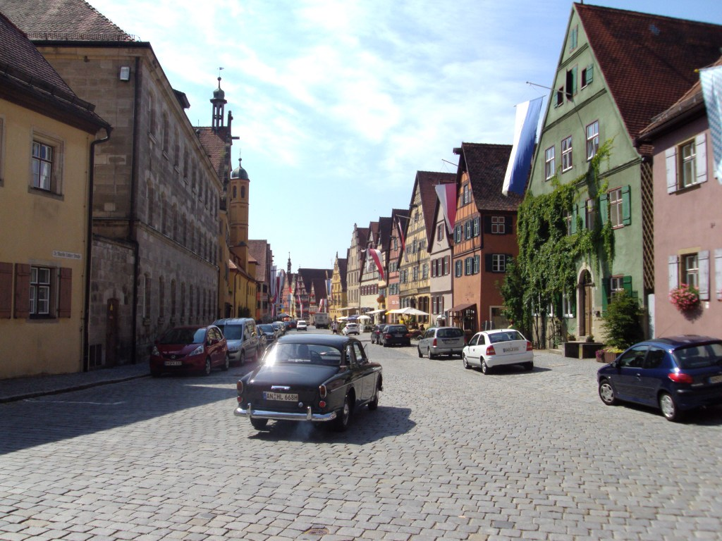Germany the Romantic Road