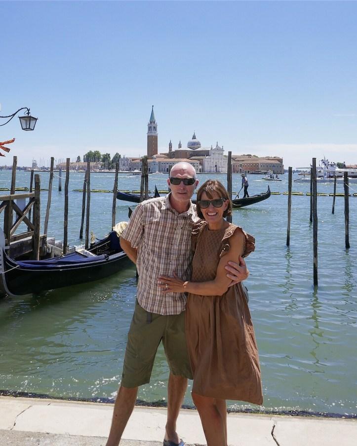 Visiting Venice in a Campervan