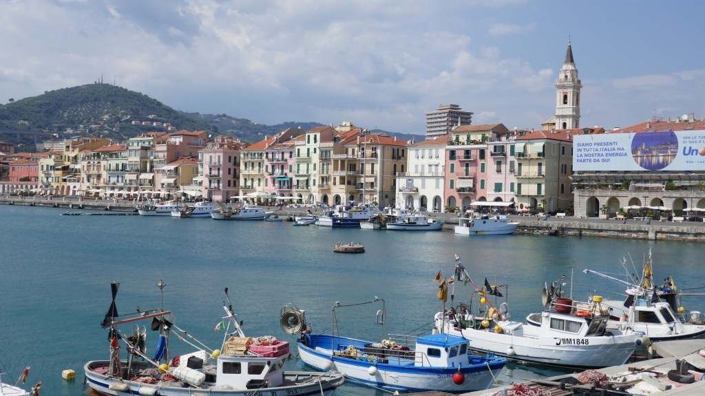 Italian Riviera- The Italian Riviera in a Campervan