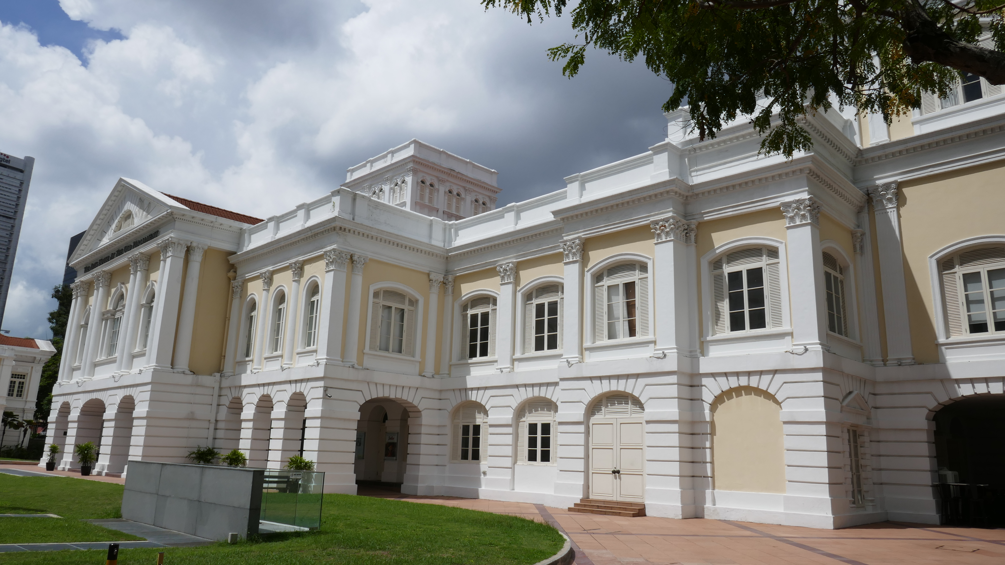 Singapore Colonial Buildings