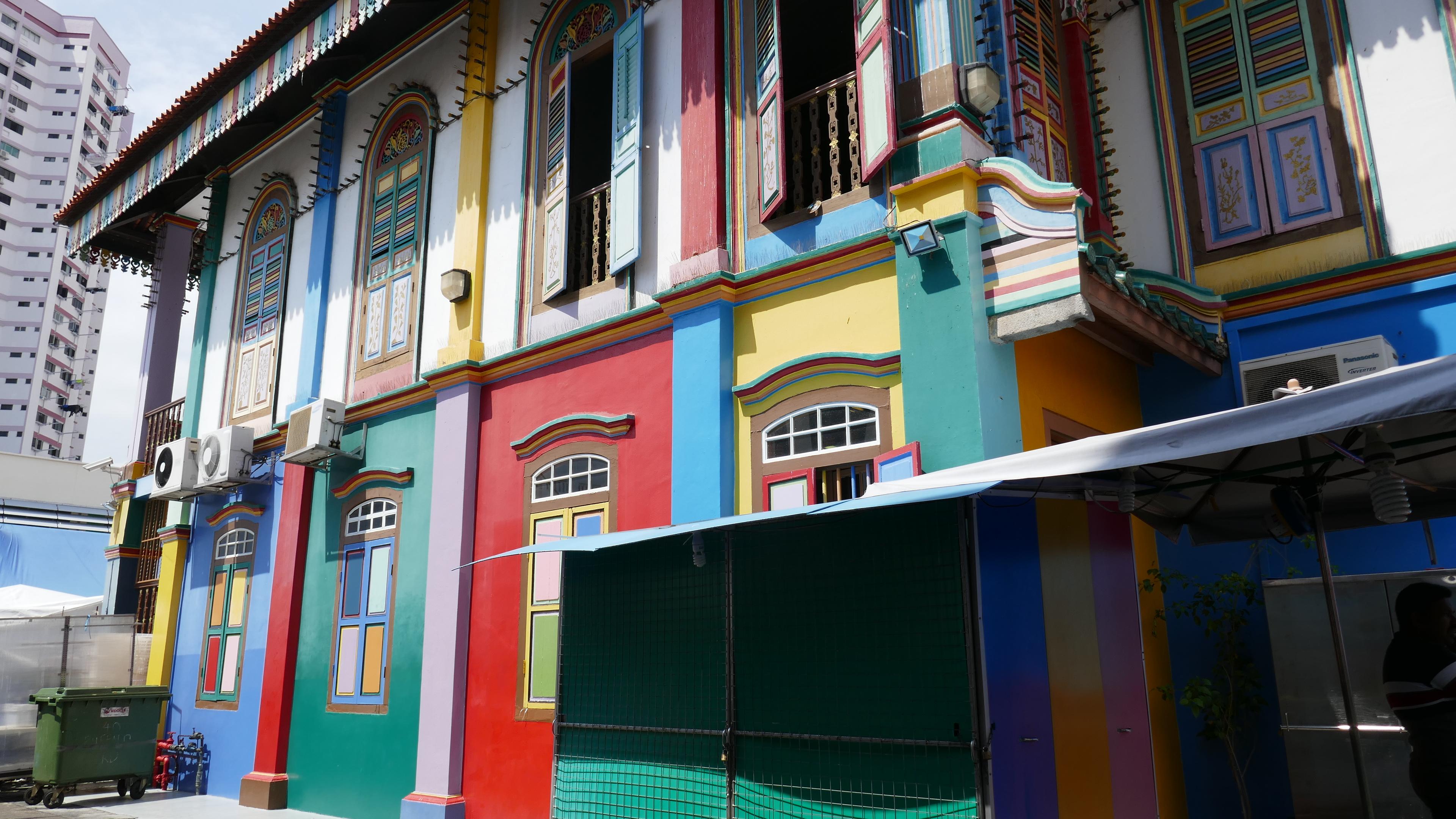 Colourful Singapore A Stylish Singapore Stopover